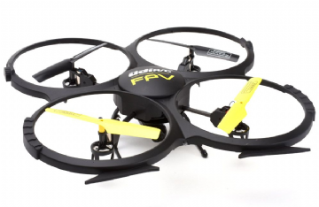 UDI U818AW Discovery with WiFi FPV Camera Upgrade